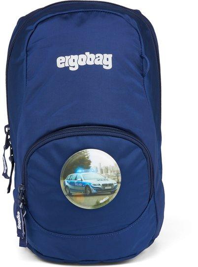 Ergobag Ease Bluelight Ryggsekk 6L, Blue
