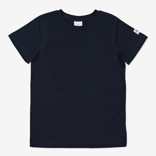 T-skjorte mørkblå