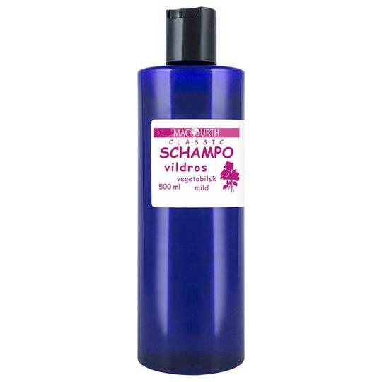 MacUrth Schampo Vildros, 500 ml