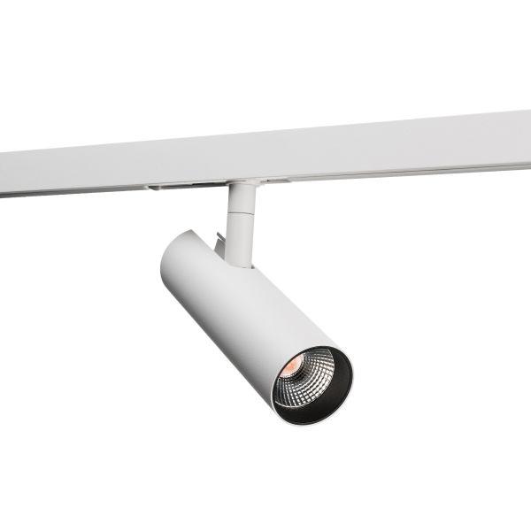 SG Armaturen ZIP Tube Micro Kohdevalaisin LED, 7W, 2000-2800K Valkoinen