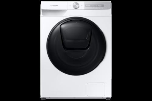 Samsung Wd90t754abh Kombinerad Tvätt/torkmaskin - Vit