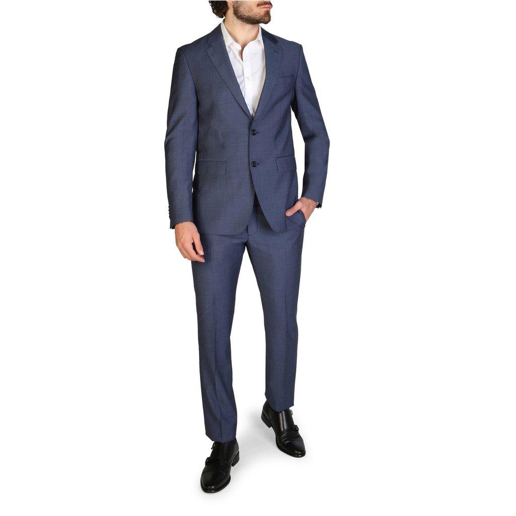 Tommy Hilfiger Men's Suit Blue TT0TT00798 - blue 46