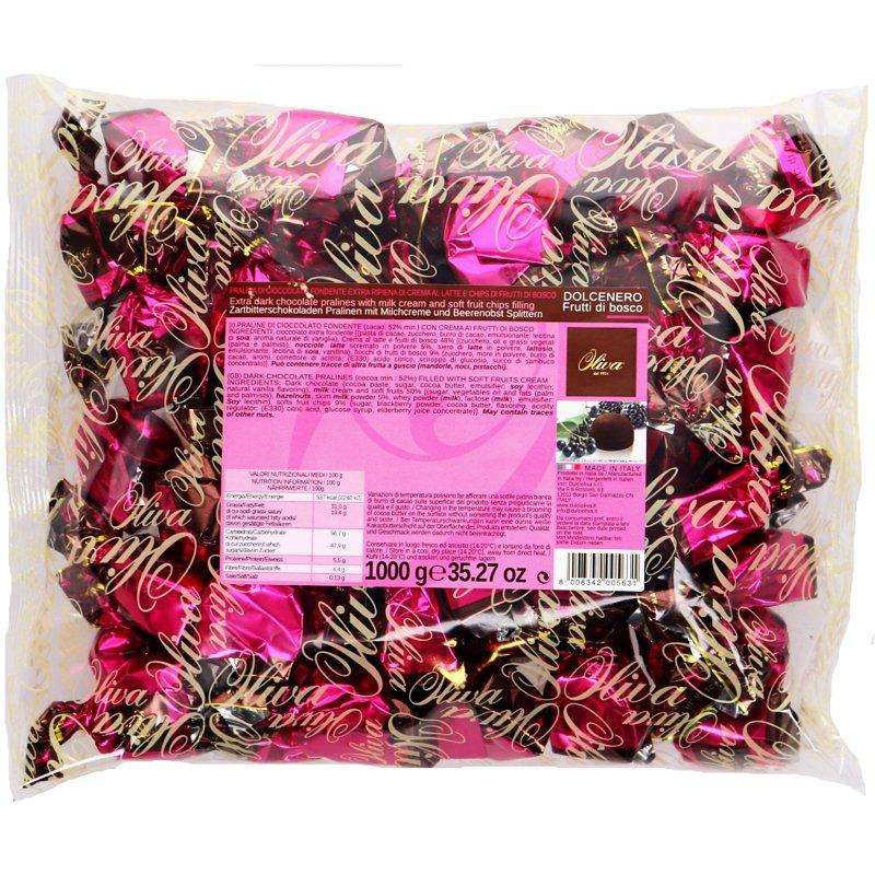 Chokladpraliner Skogsbär - 34% rabatt