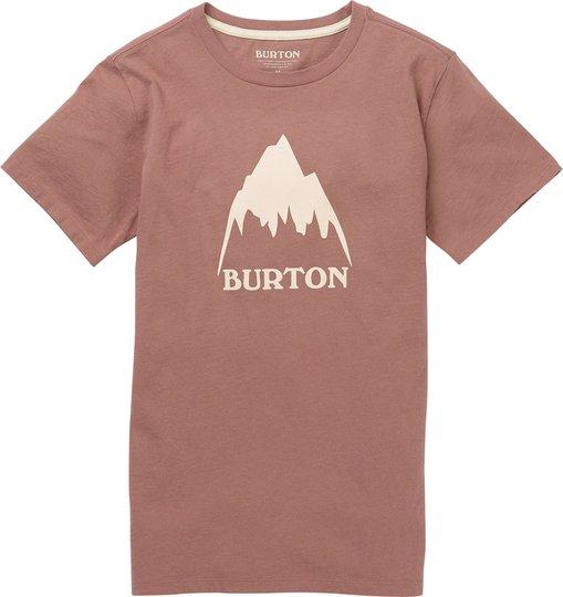Burton Girls Classic Mountain High SS T-Shirt, Antler M