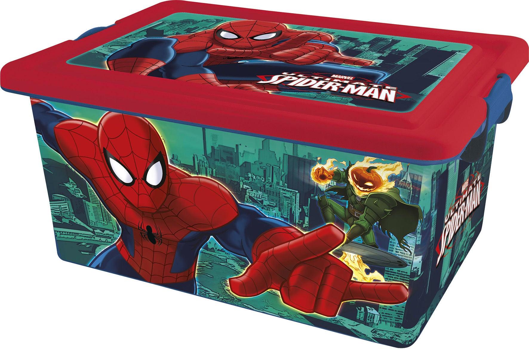 Marvel Spiderman Säilytyslaatikko 13L