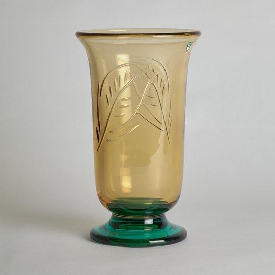 Orrefors - Vas Formgiven av Gunnar Cyrén