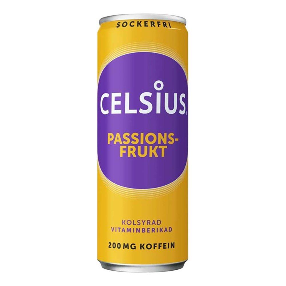 Celsius Passionsfrukt - 1-pack