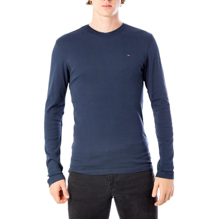 Tommy Hilfiger Men's T-Shirt Blue 302364 - blue L