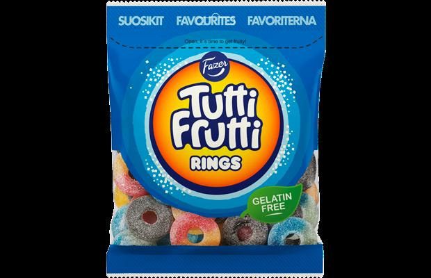 Tutti Frutti Rings 120g