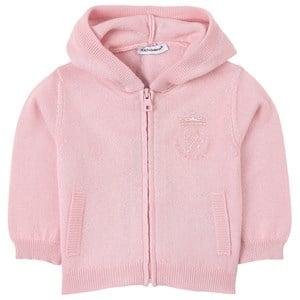 Dolce & Gabbana Cashmere Zip Huvtröja Rosa 6-9 mån