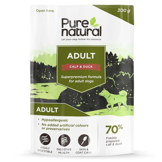 Purenatural Adult Calf & Duck