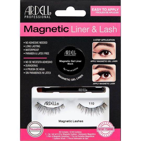 Magnetic Lash & Liner Kit 110, Ardell Irtoripset