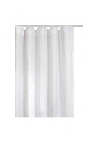 Twilight Gardin White 140 x 290 cm