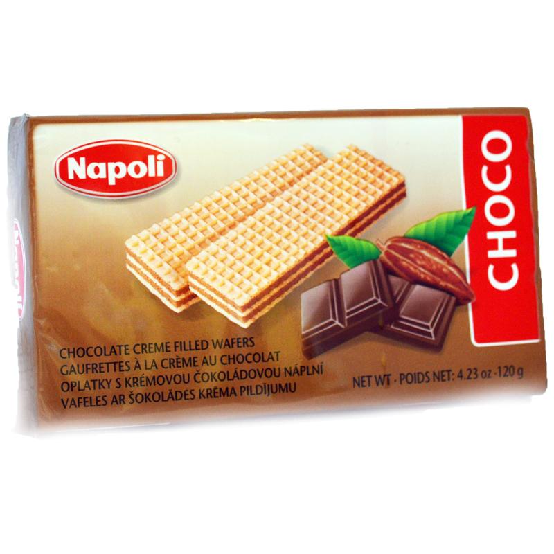 Wafers Med Chokladkräm - 70% rabatt