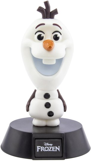 Disney Frozen Olaf Icon Light BDP Nattlampe
