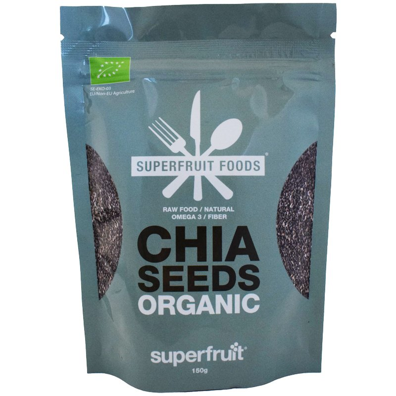 Luomu Chia-Siemenet 150g - 56% alennus