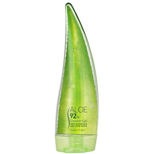 Aloe 92% Shower Gel, 250 ml Holika Holika K-Beauty