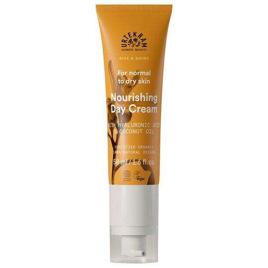 Urtekram Nordic Beauty Rise & Shine Nourishing Day Cream, 50 ml
