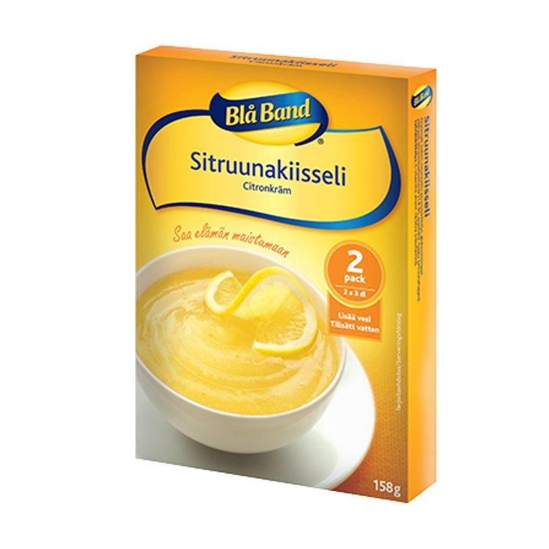 Sitruunakiisseli - 35% alennus