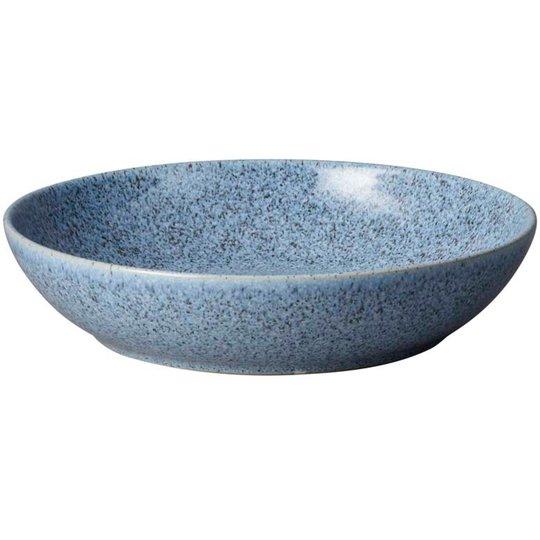 Denby Studio Blue Pastaskål 22 cm, Flint