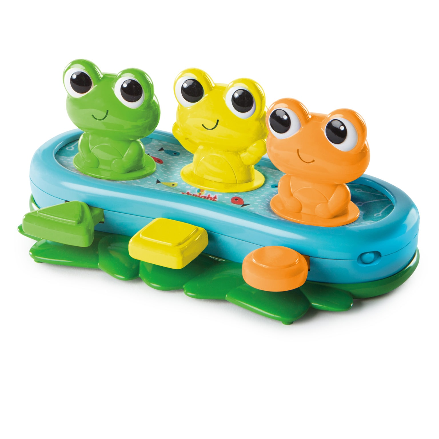 Bright Starts - Pop & giggle frogs (10791)