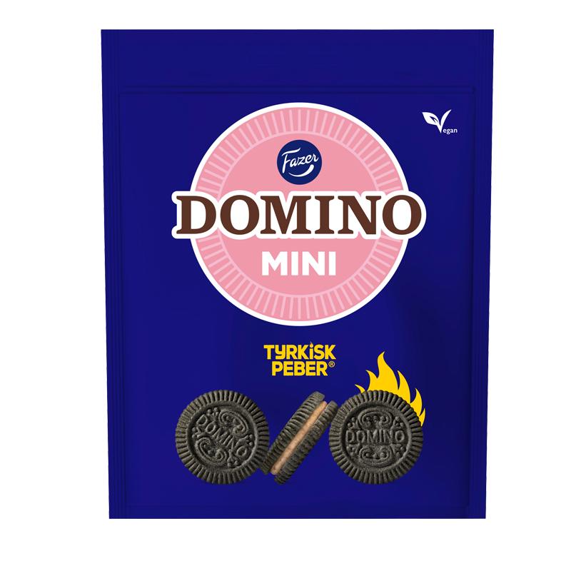 Domino Mini Tyrkisk Pepper - 32% alennus