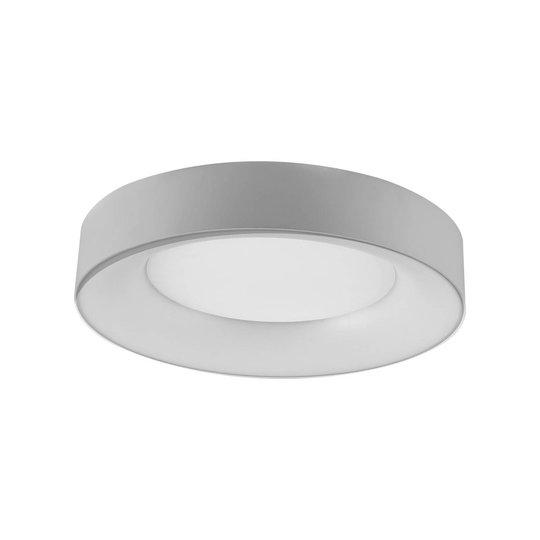 R40 LED-taklampe Ø 40 cm, sølv