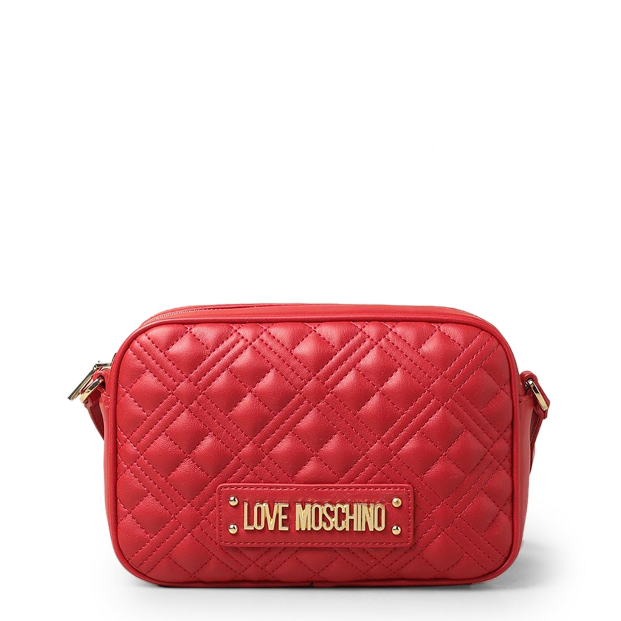 Love Moschino Women's Crossbody Bag Various Colours JC4010PP0CLA0 - red NOSIZE
