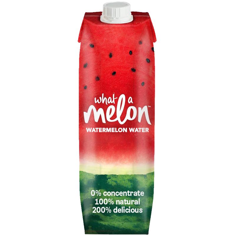 """Dryck """"What a Melon"""" 1l - 68% rabatt"""