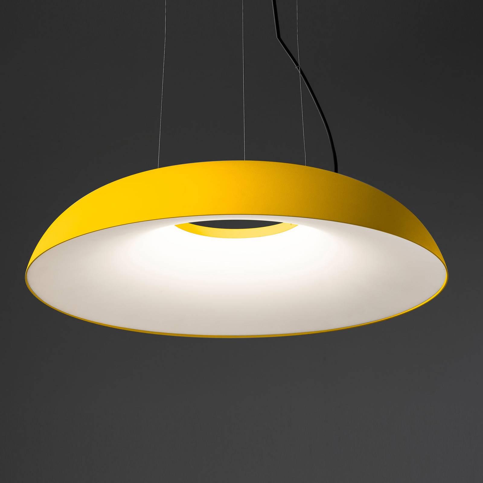 Martinelli Luce Maggiolone -riippu 60 cm keltainen