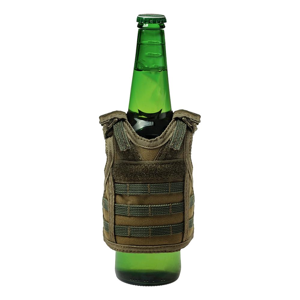 Skyddsväst till Flaska - Grön