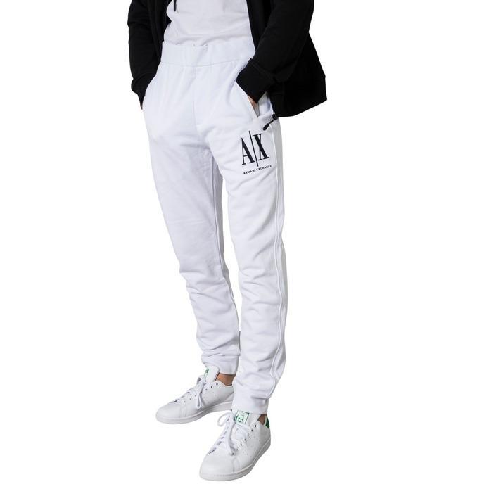 Armani Exchange Men's Trouser Various Colours 273255 - white XS