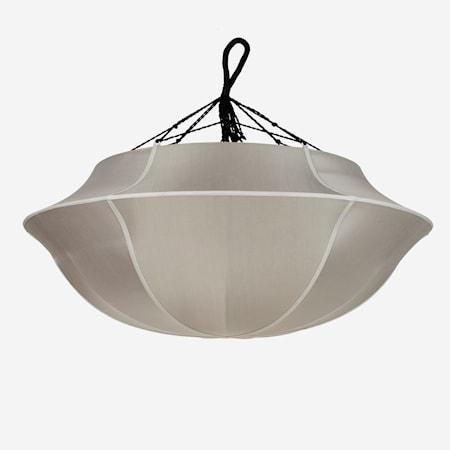 Indochina Umbrella Lampskärm Grå