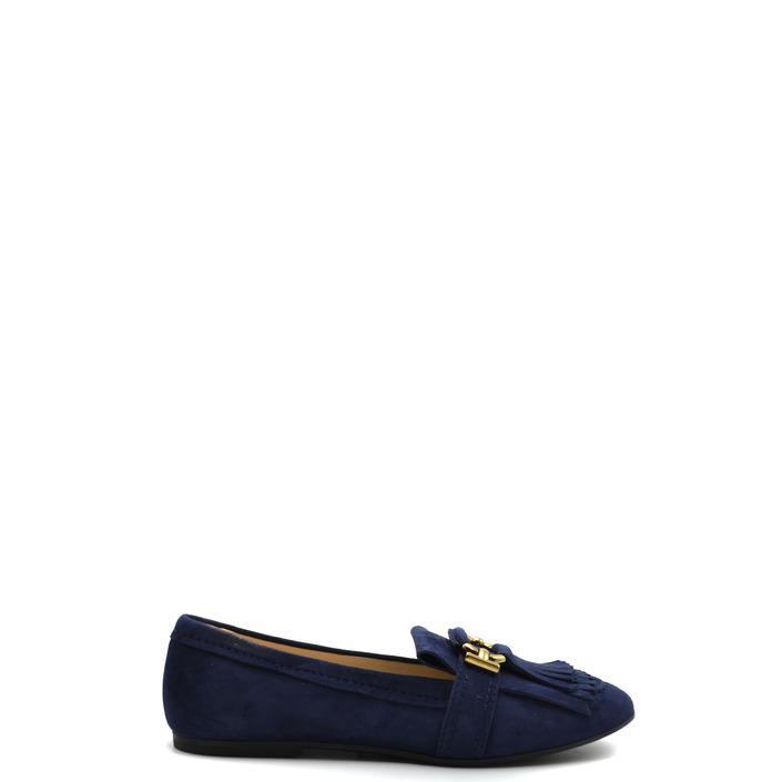Tod`s Women's Loafer Blue 173595 - blue 37