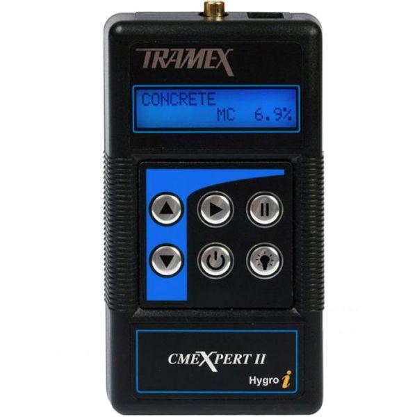 Tramex CMEXpert II Kosteusmittari ilman tarvikkeita