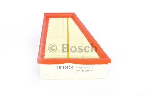 Ilmansuodatin BOSCH F 026 400 380