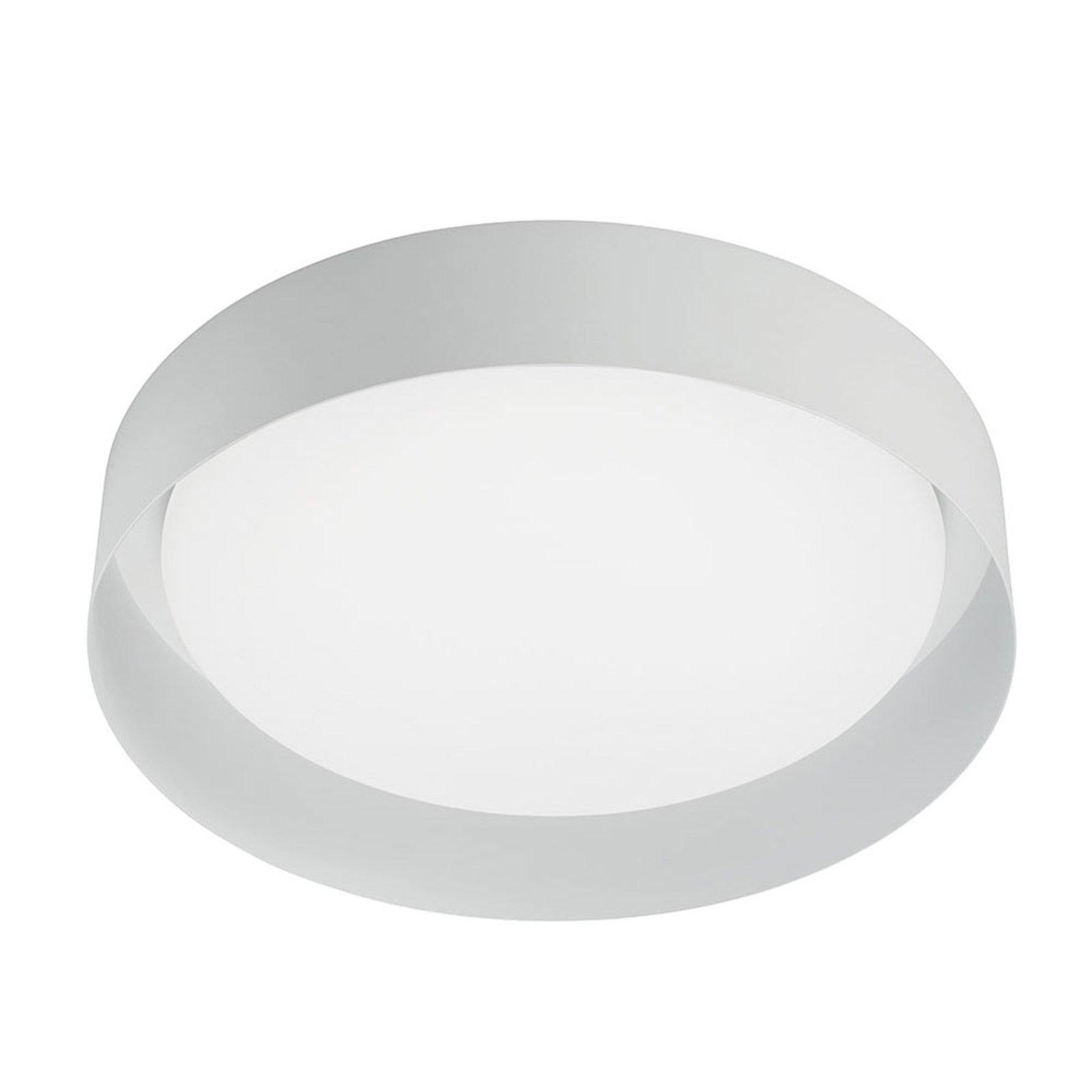 Crew 2 LED-taklampe, Ø 26 cm, hvit