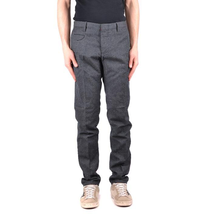 Incotex Men's Trouser Grey 162100 - grey 32