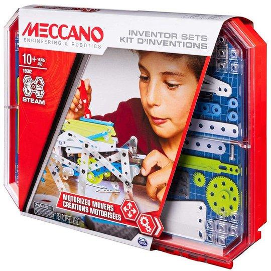 Meccano Byggesettt Motorized Movers Sett 5