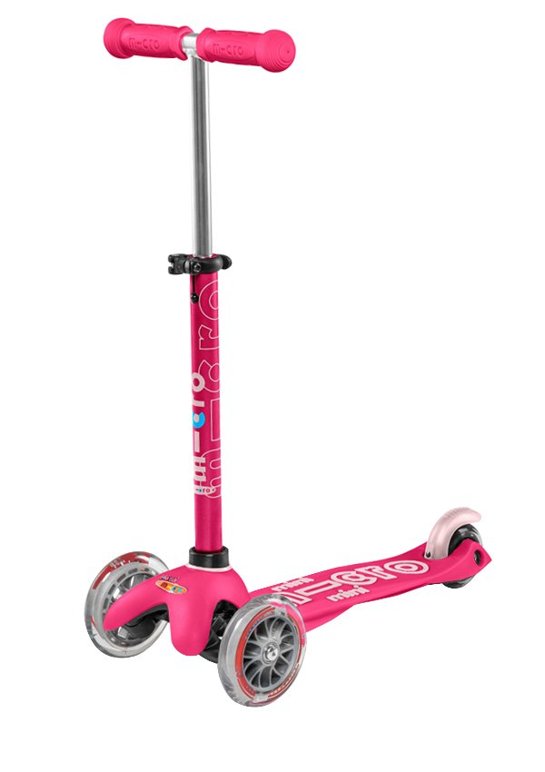 Micro - Mini Deluxe Scooter - Pink (MMD003)