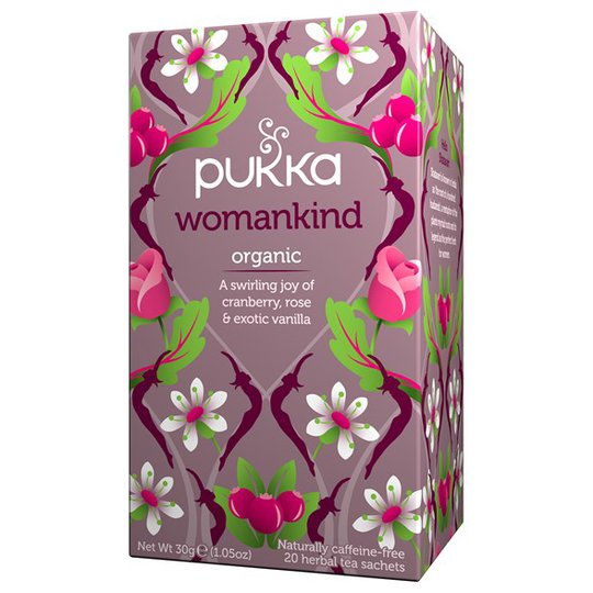 Pukka Herbs Örtte Womankind, 20 påsar