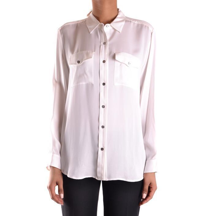 Michael Kors Women's Shirt White 161377 - white M