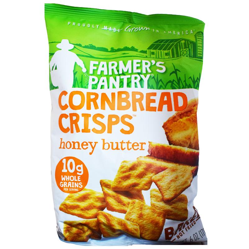 "Kex ""Cornbread Crisps"" 170g - 49% rabatt"