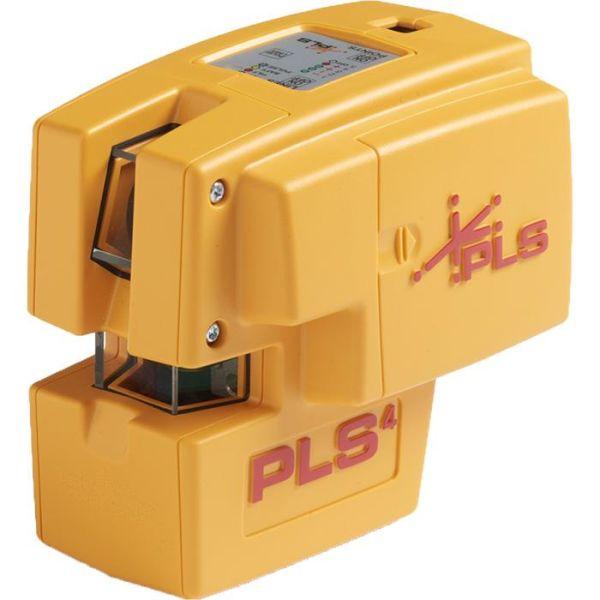 PLS 4 Krysslaser med lasermottaker