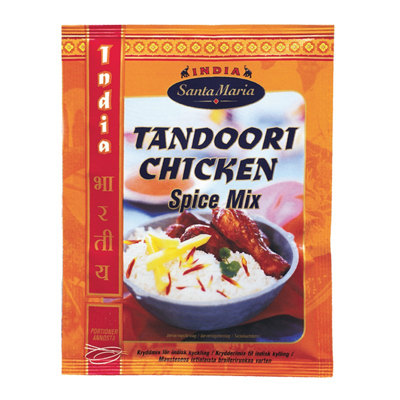 Tandoori Chicken Spice Mix 35g - 50% rabatt