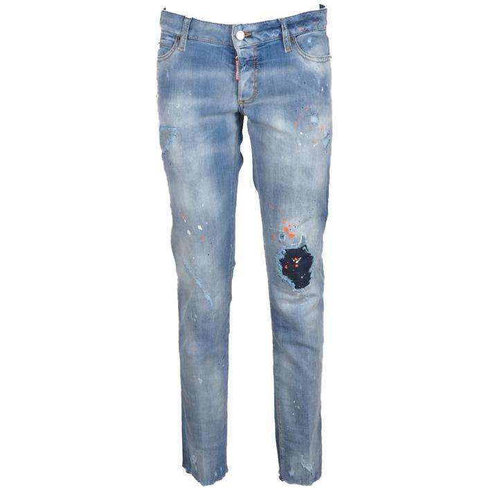 Dsquared - Dsquared Women Jeans - light blue 38