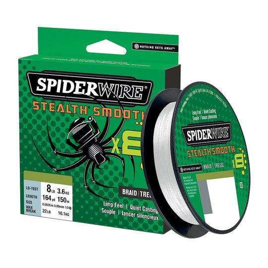Spiderwire Smooth 8 vit 300 m