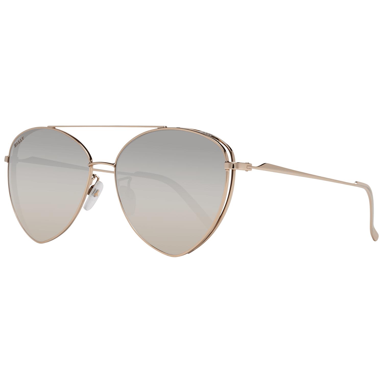 Bally Women's Sunglasses Rose Gold BY0003-H 5928B