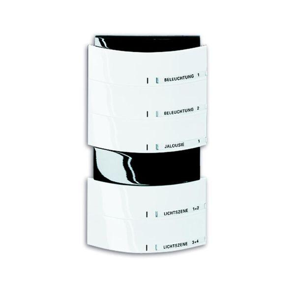 ABB Busch-triton 6320-0-0034 Painike Infrapuna, 5-napainen KNX valkoinen