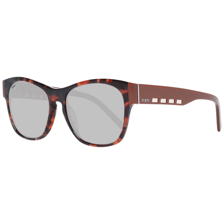 Tod's Women's Sunglasses Brown TO0224 5654J